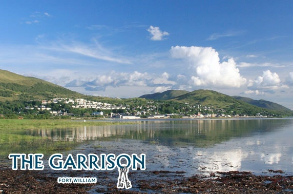 Newly-launched Garrison, Fort William break