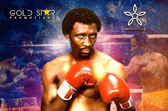 An Evening with Tommy Hearns