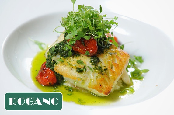 Cafe Rogano dining - £7.50pp