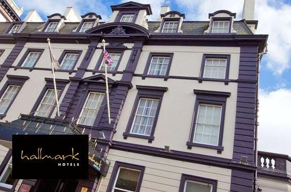 4* Hallmark Hotel Carlisle stay