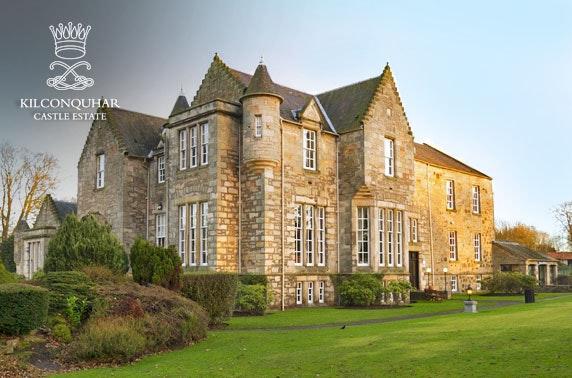 Kilconquhar Castle, Fife