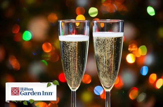 Hilton private Christmas dining, Finnieston Quay