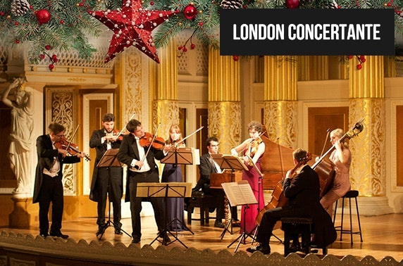 Viennese Christmas Spectacular at St George's Hall, Liverpool