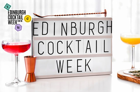 Edinburgh Cocktail Week