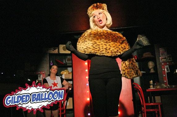 Doris, Dolly & the Dressing Room Divas… at Christmas!