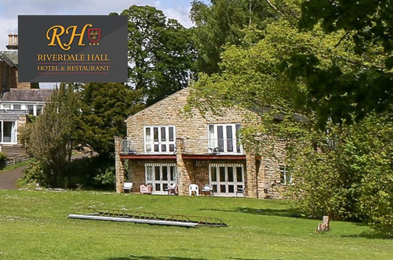 Northumberland 3, 4 or 7 night self-catering stay – from £8pppn