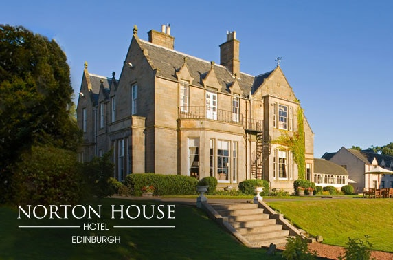 4* Norton House Hotel stay