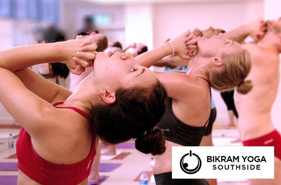 Hot Yoga Glasgow unlimited pass