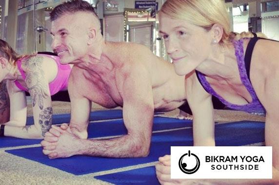 Bikram Yoga Southside unlimited pass
