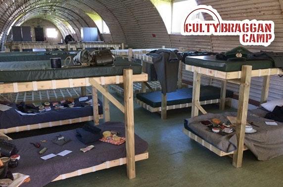 Cultybraggan WWII POW Camp