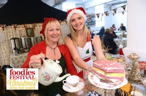 Christmas Foodies Festival 2018, EICC