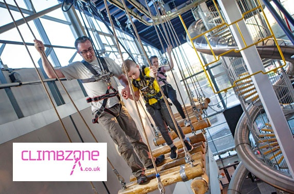 Climbzone Braehead activities