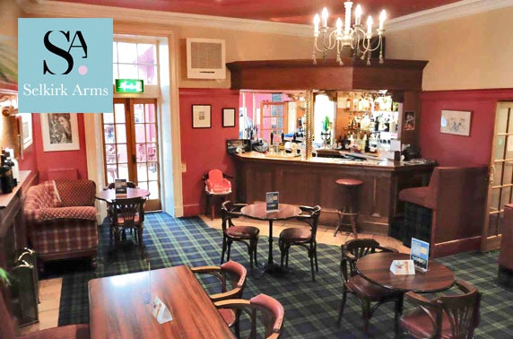 Selkirk Arms Hotel, Dumfries and Galloway