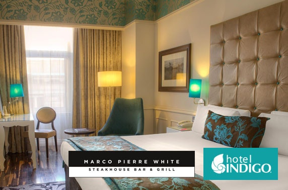 4* Hotel Indigo DBB, Glasgow City Centre