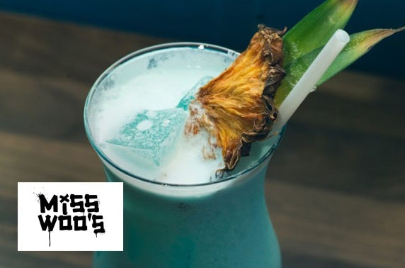 Miss Woo's Asian street food & cocktails