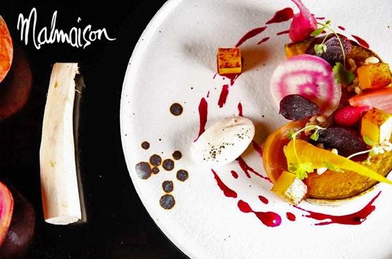 Malmaison Glasgow private dining