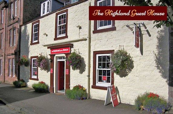 Highland Guest House DBB