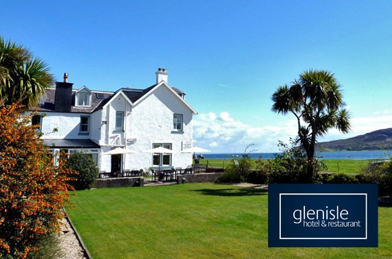 Award-winning romantic Arran getaway - £59
