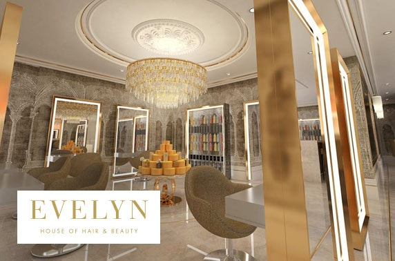House of Evelyn beauty treatments and Prosecco, City Centre
