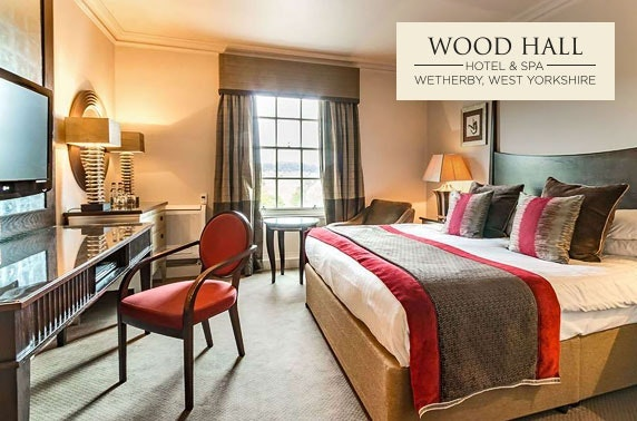 4* Wood Hall Hotel & Spa