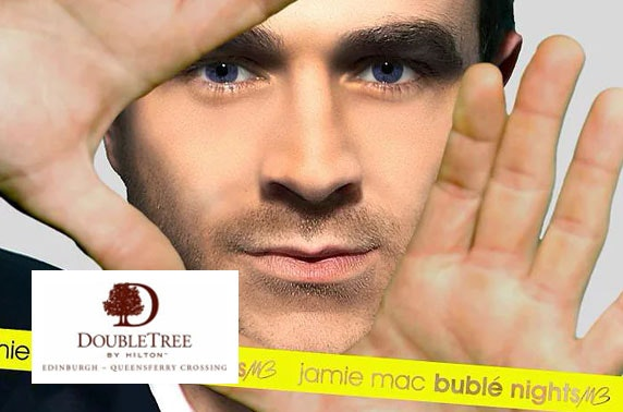 Michael Bublé tribute, Hilton DoubleTree Queensferry