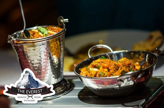 The Everest Indian dining, City Centre