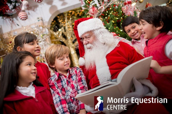 Santa's Grotto at Morris Equestrian Centre