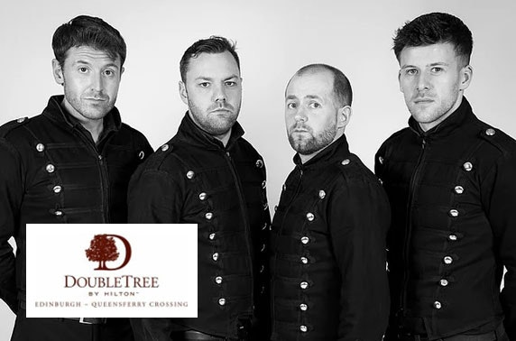 Take That tribute, DoubleTree by Hilton Queensferry