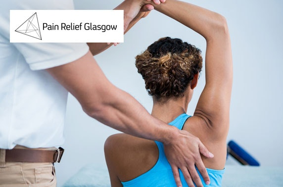 Pain relief sports massage, Clarkston
