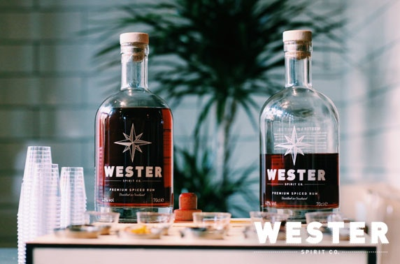 Wester Spirit Co Distillery official launch, Partick