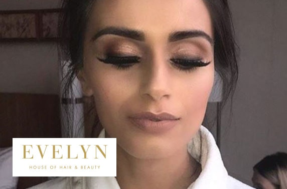 House of Evelyn hair and make-up, City Centre