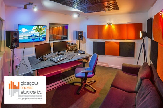 Disney recording package at Glasgow Music Studios