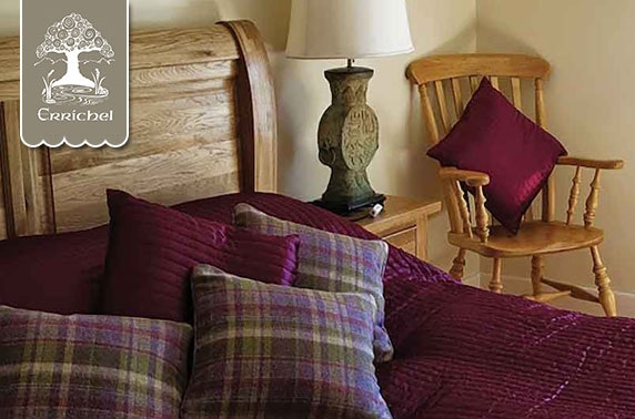 Aberfeldy luxury cottage stay