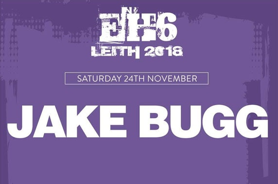 EH6 Festival tickets feat The Coral & Jake Bugg