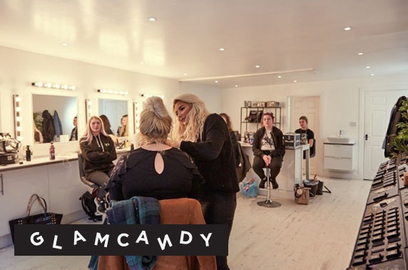 Award-winning Glam Candy makeup masterclass