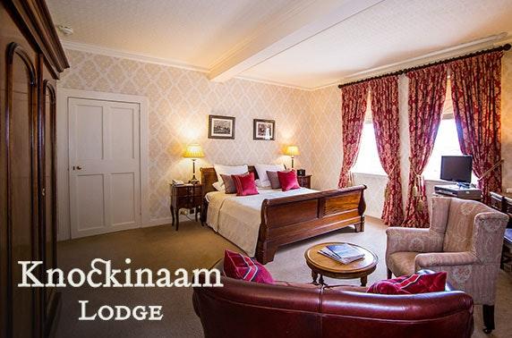 Luxury 5* getaway, Portpatrick