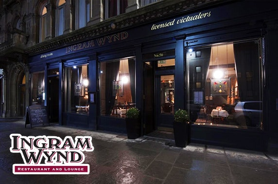 Ingram Wynd steaks & drinks