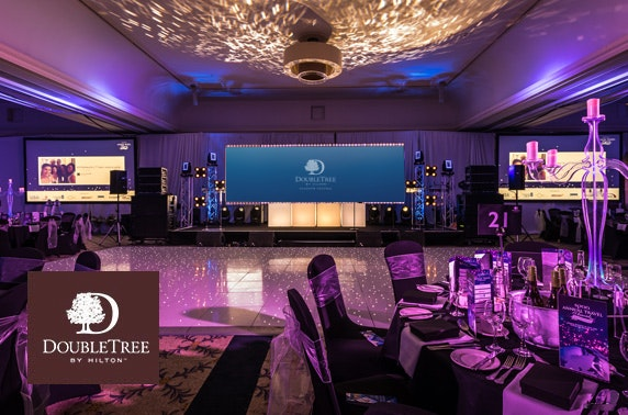 DoubleTree by Hilton Glasgow Christmas party
