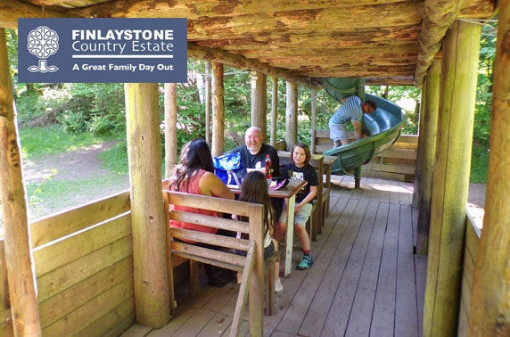 Finlaystone Country Estate from £2pp; valid 7 days