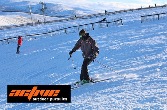 Ski or Snowboard lesson in Aviemore & the Cairngorms