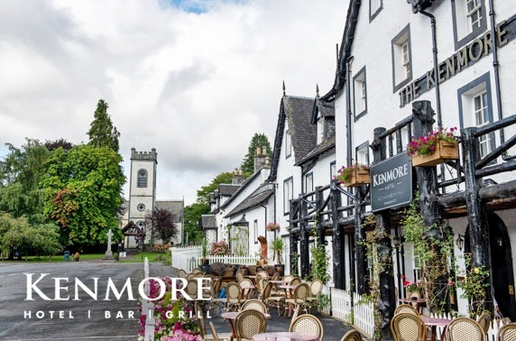 Kenmore Hotel, Loch Tay – from £59