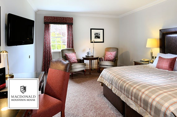 4* Macdonald Houston House stay