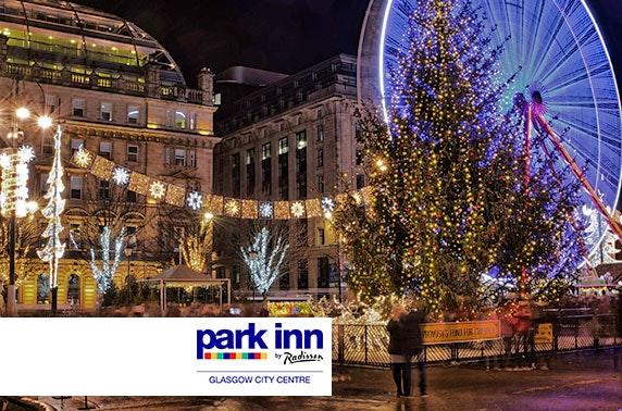 Park Inn by Radisson stay, Glasgow City Centre - £49
