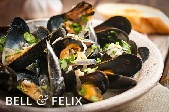Bell & Felix dining, Shawlands