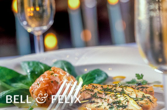 Bell & Felix dining, Shawlands