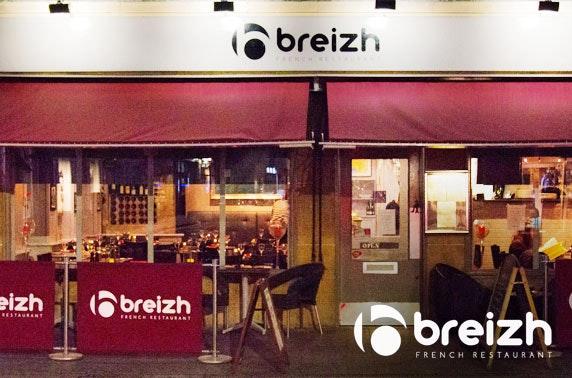 Breizh Restaurant dining, Perth