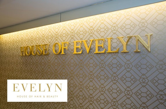 House of Evelyn spa treatments & afternoon tea