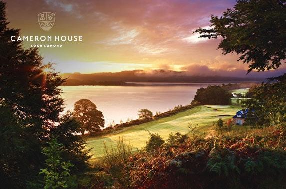 Cameron House golf