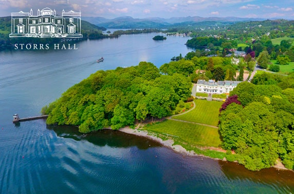 4* Lake District luxury stay