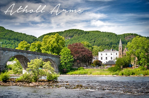 Multi award-winning riverside retreat, Dunkeld